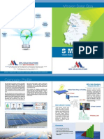Mission Solar Brochure