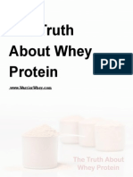 The Truth About Whey Protein