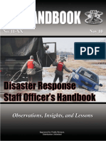 Disaster Response Staff Officers Handbook (Nov 10)8