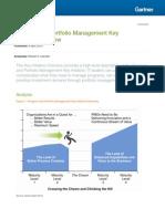 Program and Portfolio Management