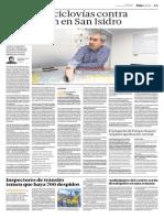 Entrevista a Manuel Velarde, alcalde de San Isidro