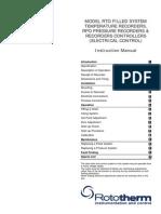 Rto Rpo Instruction Manual