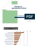 Hamsta_Change on Organizational Culture [Compatibility Mode]