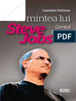 Kahney Leander-In Mintea Lui Steve Jobs