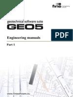 Geo5 Engineering Manuals Em1 1