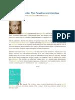 Powell_John Banville_Powell Interview