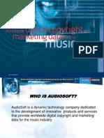 AudioSoft Corporate Presentation