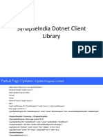 SynapseIndia Dotnet Client Library