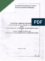 Convention de partenariat entre la DGI et l'Église du Christ au Congo