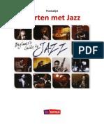 Starten met Jazz
