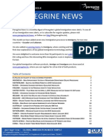 Peregrine News December 2014