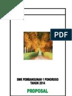 Proposal Penenanaman Pohon 2014