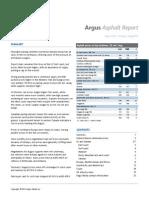 Bitumen Report Argus Asphalt