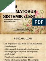 Lupus Eritematosus Sistemik (Les)