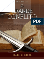 Livro - O Grande Conflito - Muito Bom