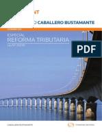 REFORMA TRIBUTARIA PERU 2014