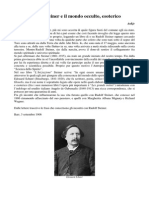Aukje - Rudolf Steiner e Il Mondo Occulto Esoterico