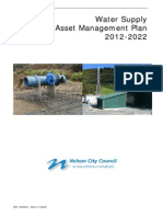 Water Supply - AMP - Nelson City Council 2012-2022