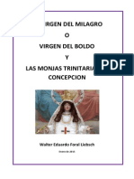 Chile, La Virgen del Milagro o Virgen del Boldo y las Monjas Trinitarias de Concepción