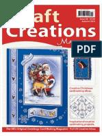 Craft Creations Magazine - Autumn 2010