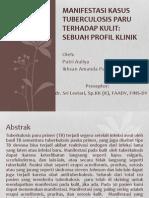 translate Journal tuberculosis cutis