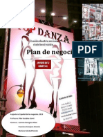 Plan de Negocio Top Danza s l