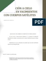 Explotación a Cielo Abierto en Yacimientos Con Cuerpos Satelites