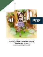 Diário Duquesa Swan Básica