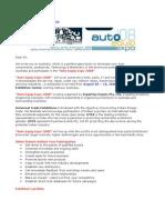 Auto Equip Expo 2008 (Premium Expo for Entire Auto Industry)