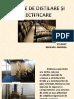 utilaje de distilare