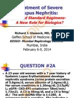 Talk 8 New Biologic Agents in LN - Richard J. Glassock