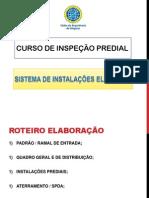 INSPEÇÃO PREDIAL_Instalações Elétricas