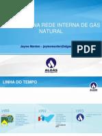 Inspeção Predial_rede de Gas