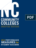 2014 NC Community Colleges Performance Report 5-12-141