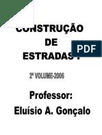 Eluísio Gonçalo - Construção de Estradas Vol.II