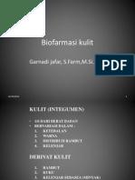 Biofarmasi kulit