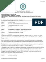 HBOE January 2015 Agenda (Full)