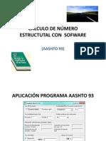 Calculo de Número Estructutal Con Sofware