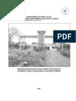 Plano Pedagogico Agropecuaria