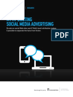 Comparativa de las Redes Sociales frente a otros canales de marketing