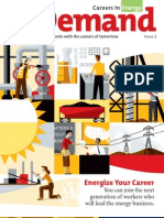 In-Demand Magazine Energy Careers