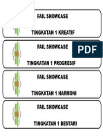 Tepi Fail Show Case2
