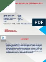 Phablets Market in the EMEA Region 2015-2019