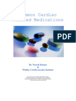 Common Cardiac Related Medications