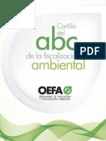 Cartilla del ABC de la fiscalización ambiental