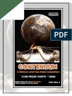 Continuum CaseStudy Round1