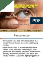 3.Kuliah Farmakologi Mata