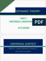 Psychodynamic Hbs e