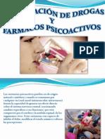 fármacos psicoactivos