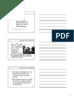 Liderazgo Estratégico y Gestión de La PRP